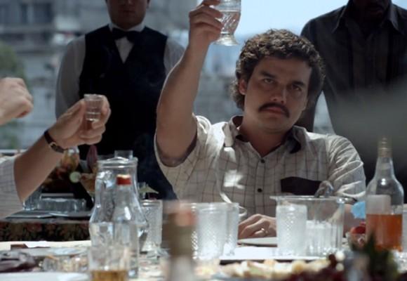 Pablo Escobar visto por Netflix