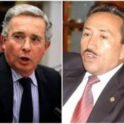 Uribe terminaría aliado con el Coronel Aguilar en Santander