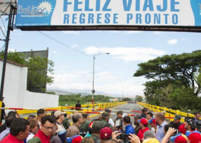 Venezuela no es responsable de la hecatombe que es Colombia