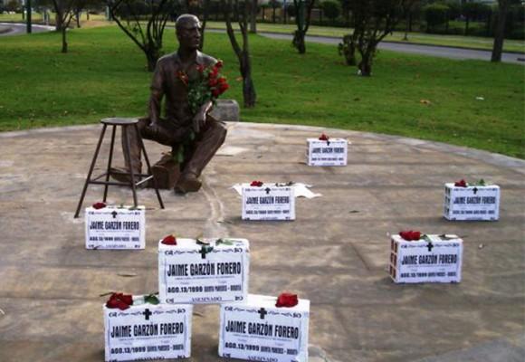 'Yo no conmemoro la muerte de Garzón'