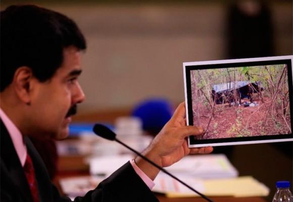 ¿Quiénes son los paramilitares de los que habla Maduro?