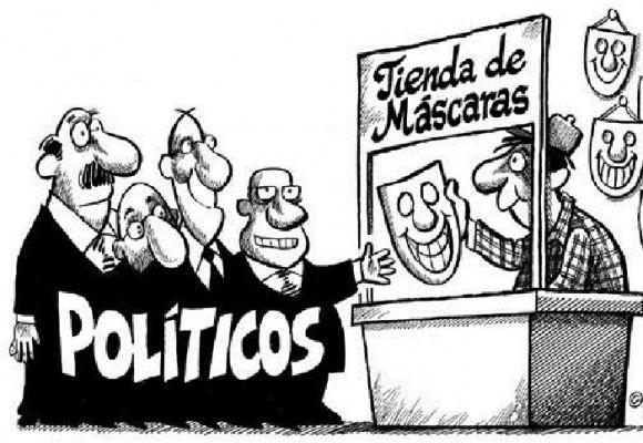 El malabarismo oportunista de los dirigentes políticos
