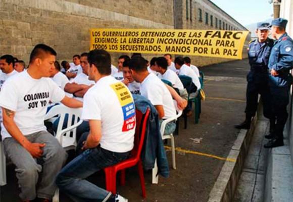 'Prepárese para la liberación de presos políticosantes del fin del acuerdo de paz'