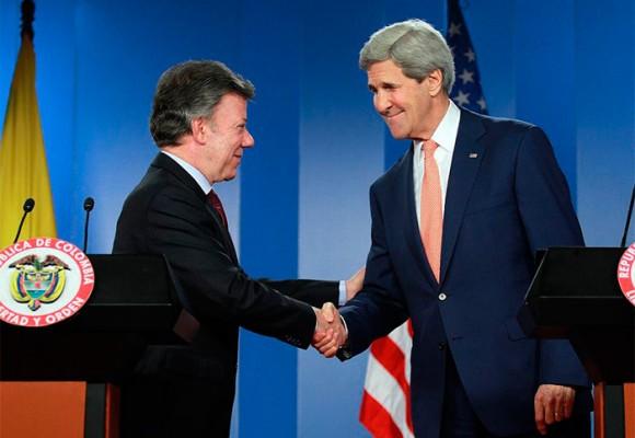 Espaldarazo de congresistas norteamericanos al proceso de paz