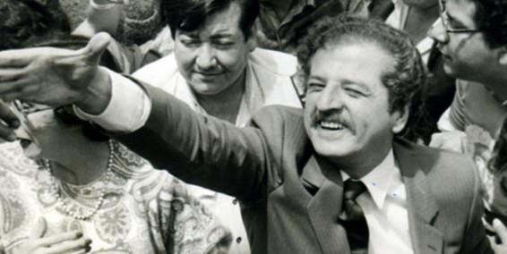 Las manifestaciones de Luis Carlos Galán entusiasmaron a Imelda Daza y a los jóvenes del Cesar