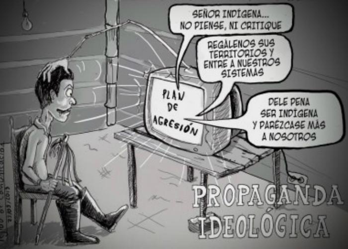 Algunos apuntes sobre 'Desarmonía, la flecha del conflicto' del Canal Caracol