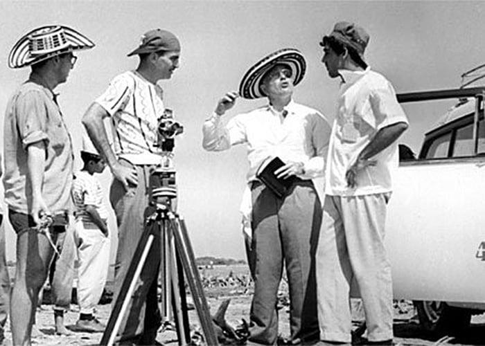 Nereo López y su segunda pasión: el cine