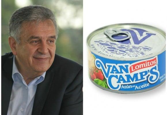Lucho Garzón sanciona a atún Van Camps por malos patrones
