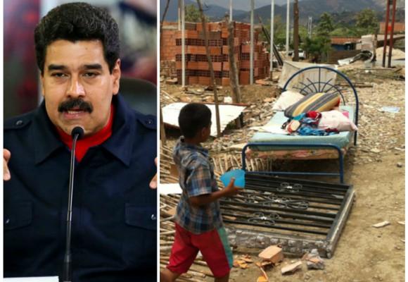 La invasión, el barrio de los colombianos que está arrasando Maduro
