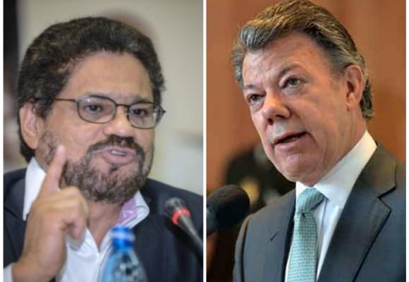 Las Farc rechazan las iniciativas legislativas de Santos