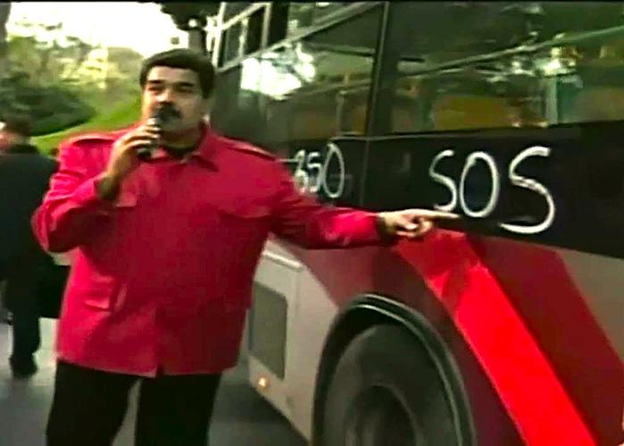 Maduro: el Presidente que siempre mete la pata