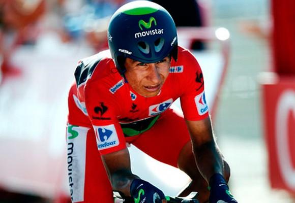 Por qué Nairo Quintana no ganará la Vuelta a España