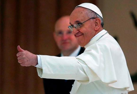 Los nombres de los papas en la iglesia Católica