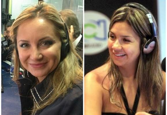 El fin de Natalia Springer en La FM con Vicky Dávila