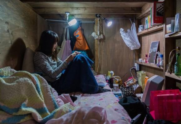 ¿Cómo se duerme en los hoteles-cápsula de Tokio?