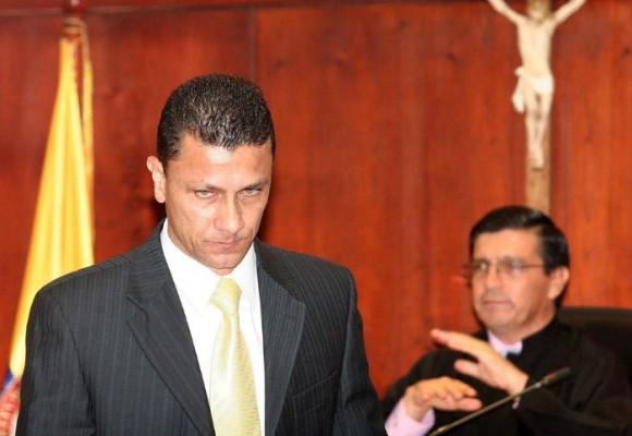 Byron Carvajal, el coronel de los 75 años de cárcel