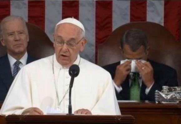 Las lágrimas de John Boehner derivaron en la renuncia a la curul