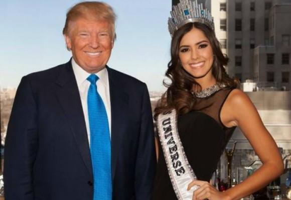 Las metidas de pata sacaron a Donald Trump de Miss Universo