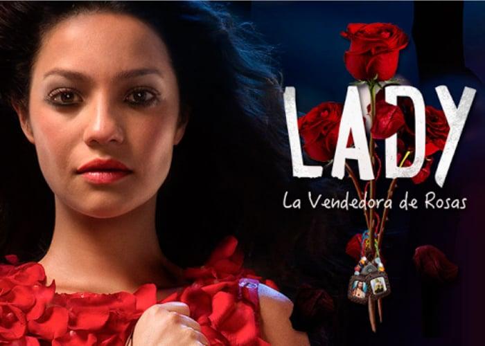 Lady, el despegue de Natalia Reyes en TV