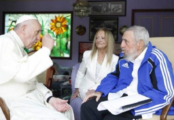 La enigmática esposa que acompañó a Fidel Castro hasta su final