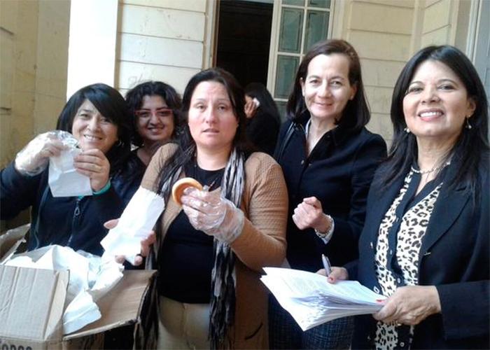 Las mujeres del campo en el Plan Nacional de Desarrollo