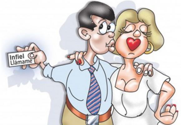 El negocio de la infidelidad