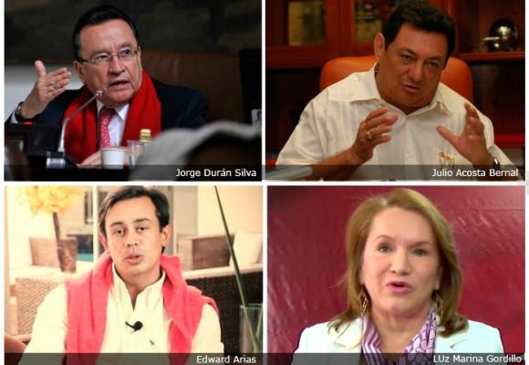 Candidatos con enredos que aspiran al Concejo de Bogotá