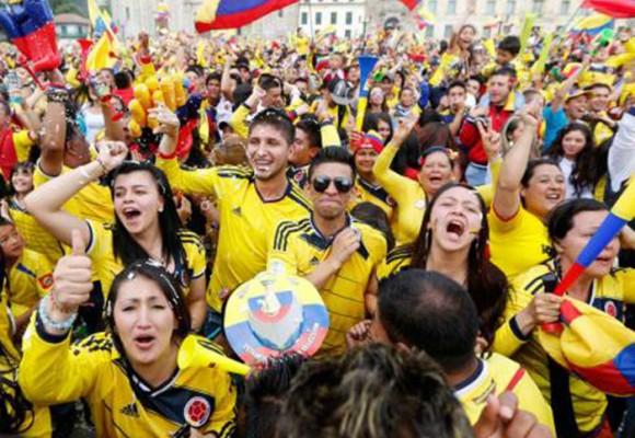 Fiebre mundialista amarilla