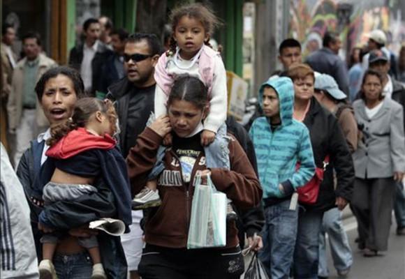 La mitad de los colombianos no pueden acceder a la canasta básica de consumo