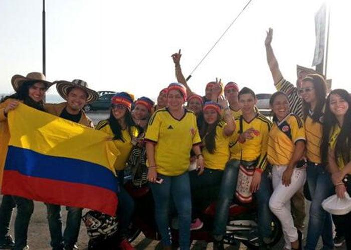 Yo a Colombia no vuelvo, ni loco. ¡Muchas gracias!