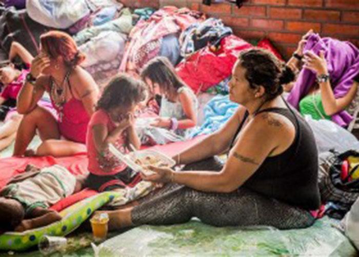 Norte de Santander vive su peor crisis