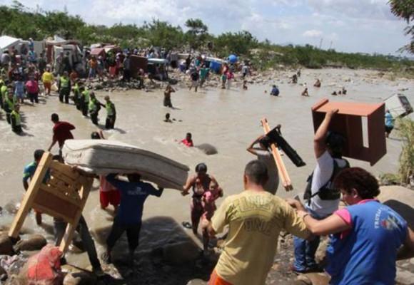 La historia de tres putumayenses deportados por Maduro