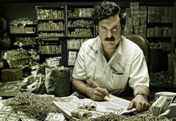 Pablo Escobar es endiosado como una figura que encierra lo estrictamente colombiano