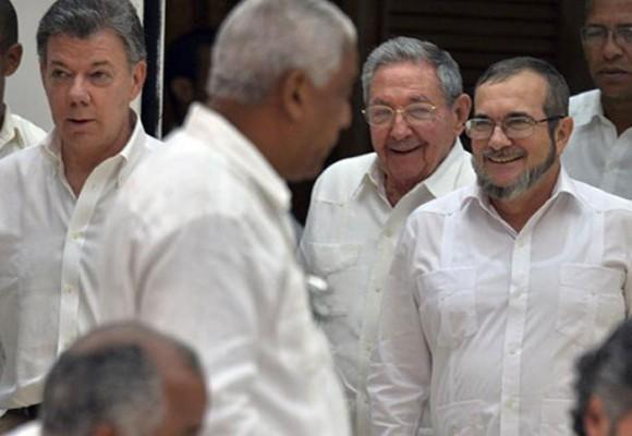 """""""Si 'Timochenko' le estrechó la mano a Santos es porque lo grueso ya está firmado'"""