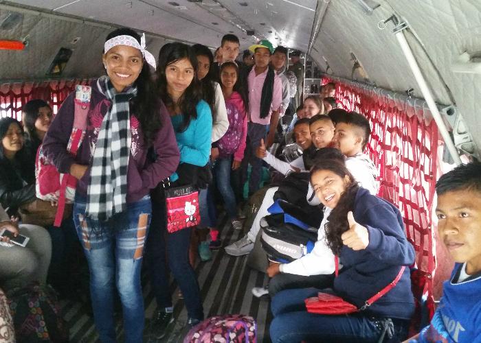 Tres días en Bogotá que cambiaron mi vida
