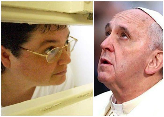 La mujer que fue ejecutada a pesar del ruego del papa Francisco