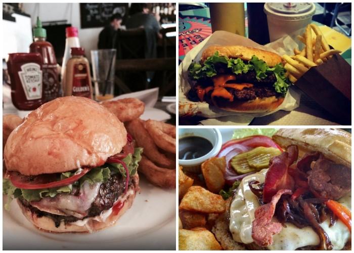 ¿Ha probado las mejores hamburguesas de Bogotá?