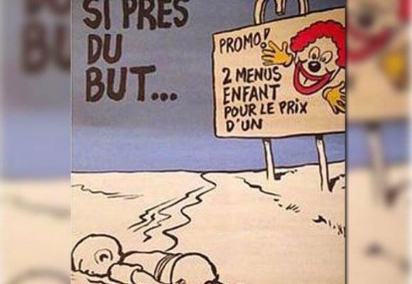 La doble moral del #JeSuisCharlie