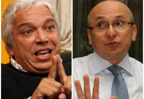 Carlos Alonso Lucio confronta al fiscal Montealegre