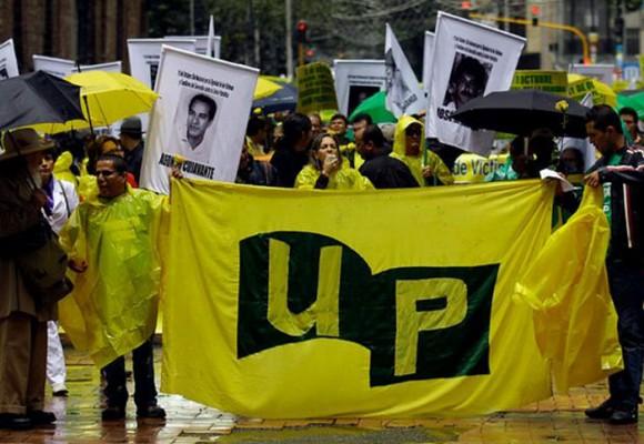 Respeto por la vida a los líderes, militantes y simpatizantes de la Unión Patriótica