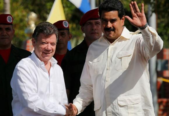 Santos y Maduro: los siameses disgustados