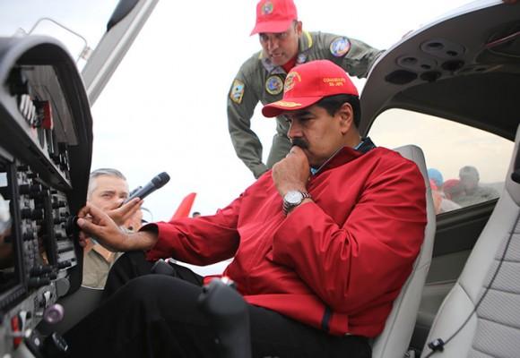 Lo que gasta Maduro mientras su país se derrumba