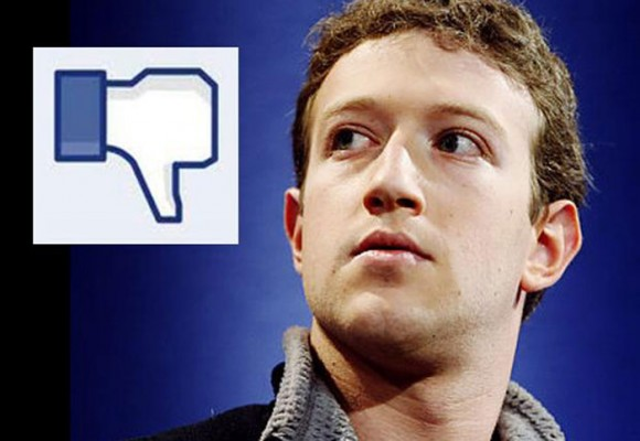 Cómo sobrevivir al 'No me gusta' de Facebook
