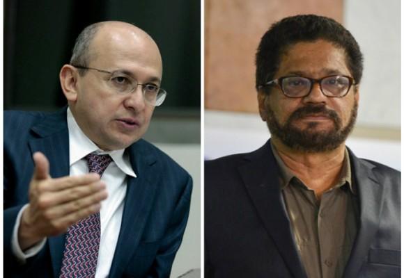 El fiscal y las Farc ven el proceso de paz a la vuelta de la esquina