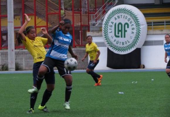 Modelo para la creación de la liga femenina de fútbol colombiano