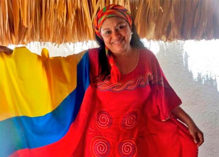 """""""Soy wayú y me siento orgullosa de serlo"""" : Oneida Pinto"""