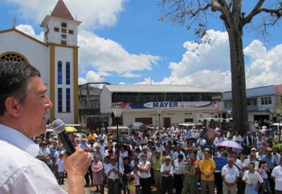En Palocabildo (Tolima) el pueblo tiene miedo