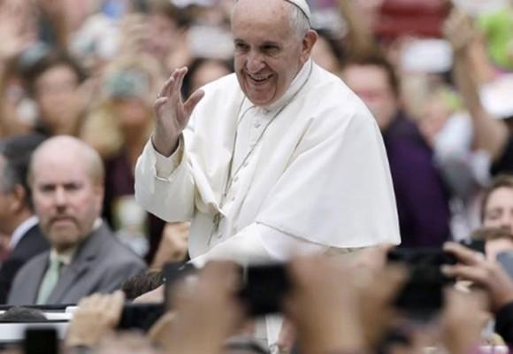 Paz, cambio climático y el papa