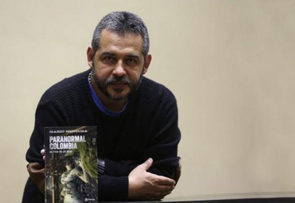'Paranormal Colombia' o de la irresponsabilidad de un escritor