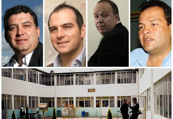 De rumba en La Picota los detenidos de Interbolsa y políticos acusados de corrupción